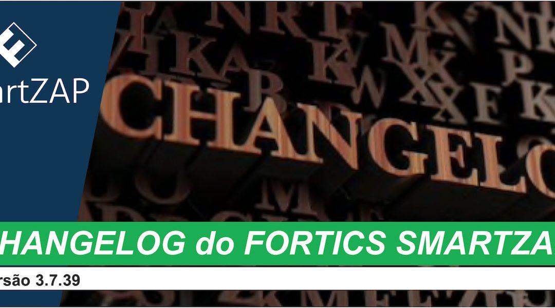 Changelog SmartZap 3.7.39