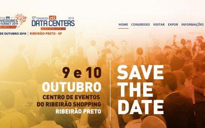 Congresso RTI de Data Centers com a Fortics