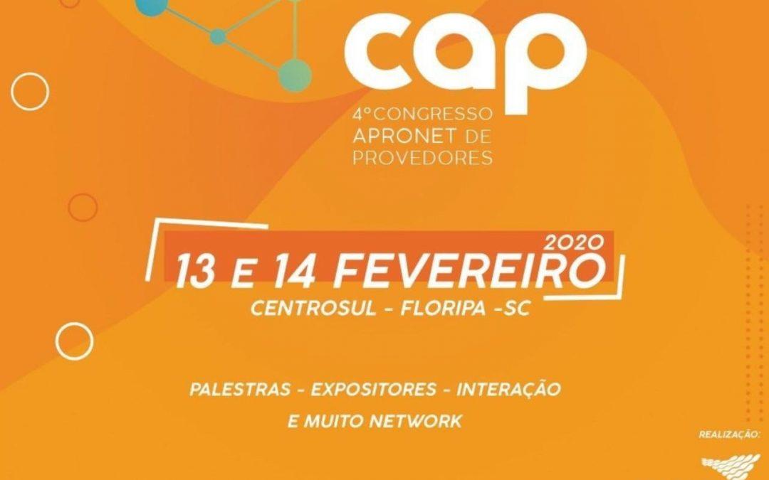 4o. Congresso APRONET de Provedores