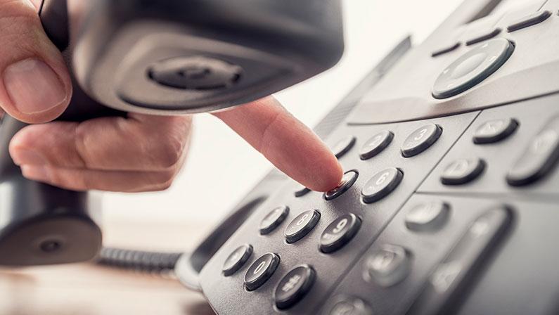 Discador automático: Digitar um número telefônico é coisa do passado