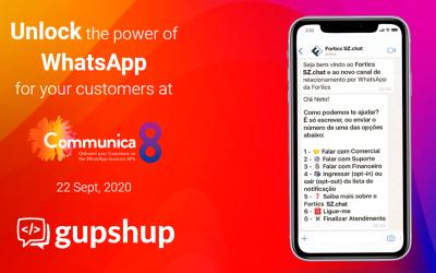 Um evento para você entender a WhatsApp Business API