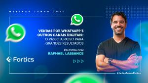 Vendas pelo WhatsApp