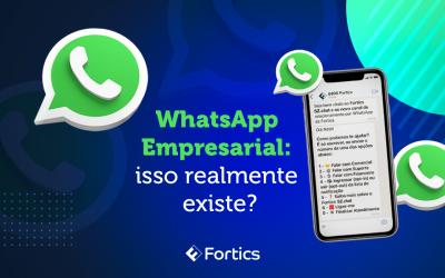 WhatsApp Empresarial: isso realmente existe?