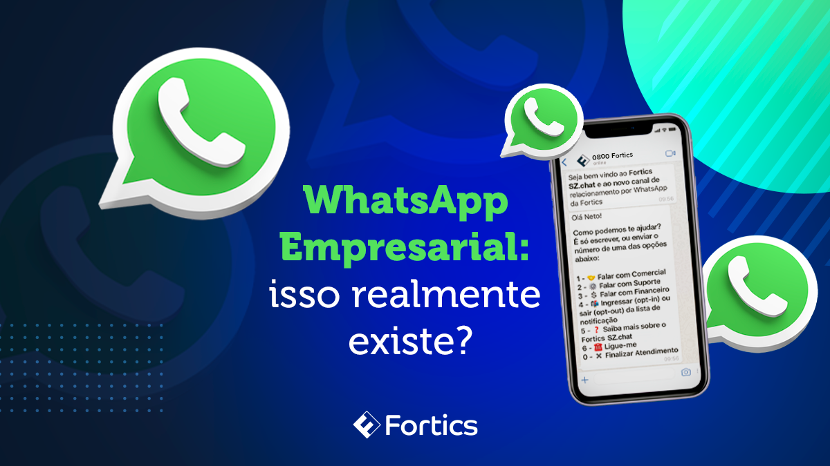 WhatsApp empresarial